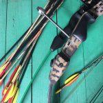 Sicherheitshinweise für den Umgang mit Pfeil und Bogen
